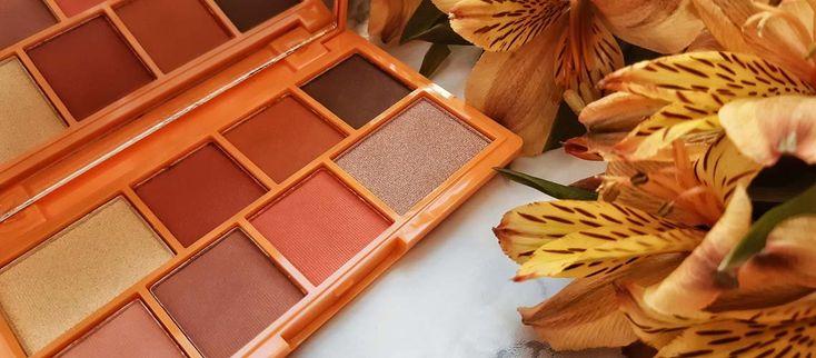 Utisci o I Heart Revolution Choco Orange Mini paleti senki