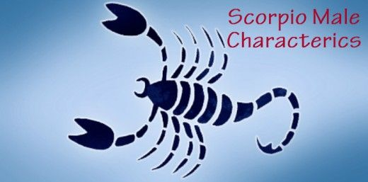 Scorpio Male Characteristics
