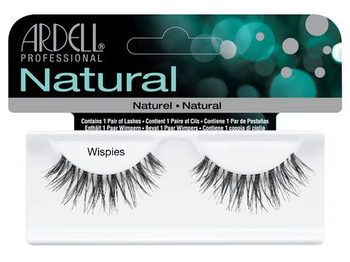 Ardell Wispies Lashes- MY FAVORITE! They look great on everyone, STUNNING but not too fake