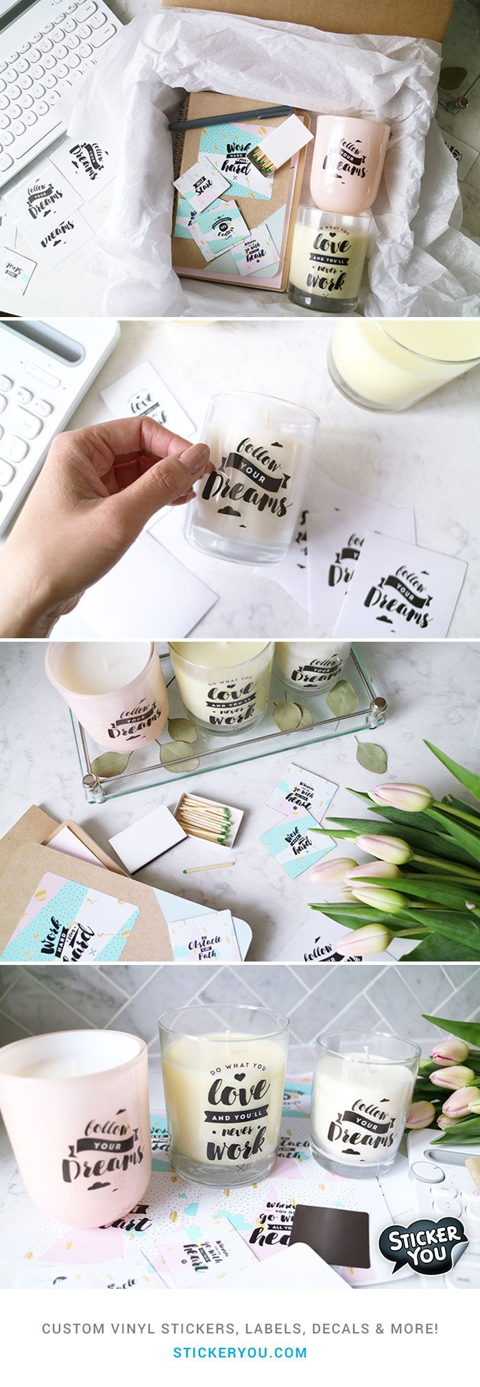 Best  Custom Stickers Ideas On Pinterest Custom Products - Custom stickers and magnets