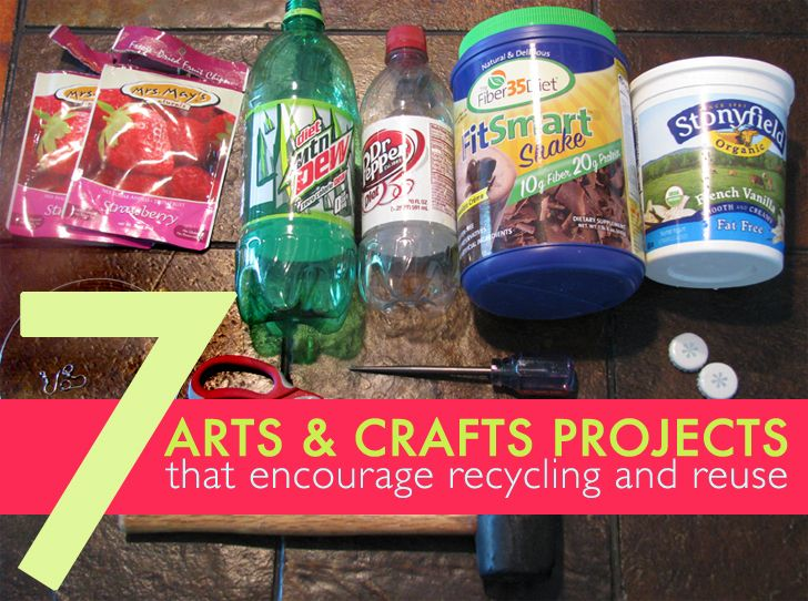 1000 images about recycle on pinterest recycled for Investigatory project recyclable materials