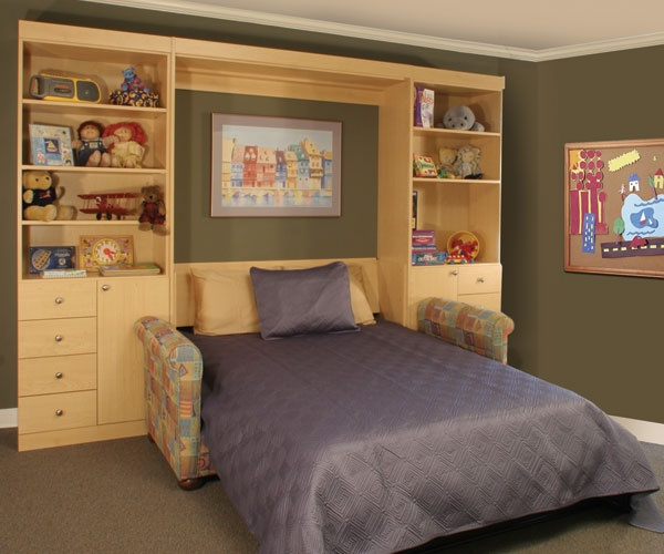 Superior Panel/murphy Bed