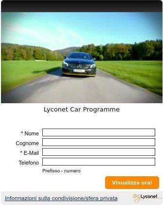 Lyconet Car Programme