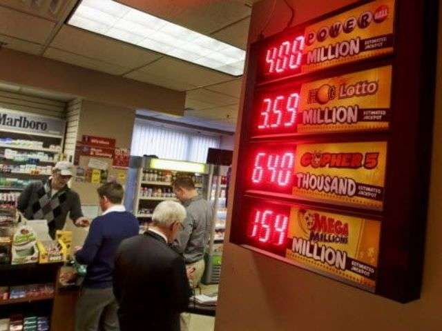 Powerball numbers selected for potential $425M jackpot via @USA TODAY