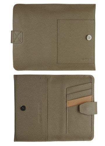 Gary & Ghost Genuine Leather Multi-function Tablet Case for iPad mini, iPad mini 2, Samsung Tab2 7', Google Nuxes2 (Khaki) by D-Park, http://www.amazon.co.uk/dp/B00IJW2S1A/ref=cm_sw_r_pi_dp_Pyjvtb0M72BT6