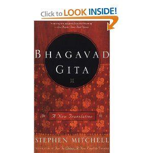 Amazon.com: Bhagavad Gita: A New Translation (9780609810347): Stephen Mitchell: Books