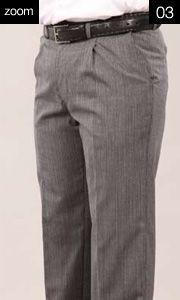 41004 Pantalone Tight  Lana 100% Rigato