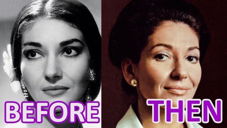 Woman and Time: MARIA #CALLAS