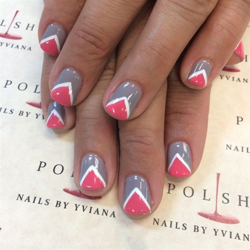 Grey+Corral+by+Vanity915+-+Nail+Art+Gallery+nailartgallery.nailsmag.com+by+Nails+Magazine+www.nailsmag.com+%23nailart