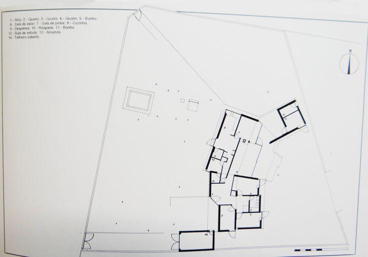 Casa Rocha Ribeiro - Marcelino Beu e Joana Silva