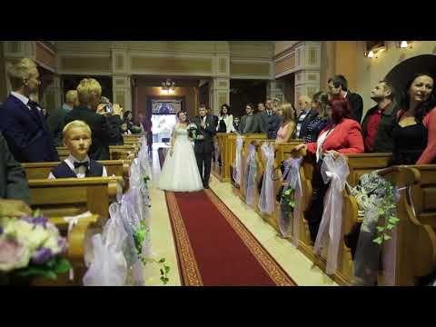 Nevěsta zpívá ženichovi - YouTube