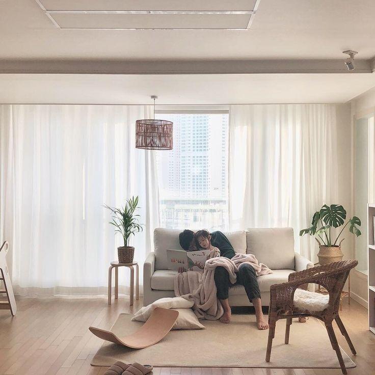 G E O R G I A N A In 2020 Living Room Korean Style Japanese Living Rooms Korean Apartment Interior