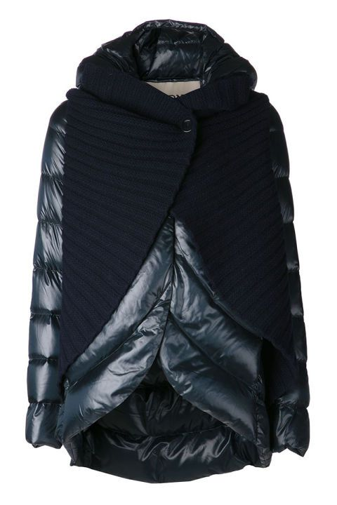 Herno Padded Jacket, $1,190; farfetch.com Courtesy of Retailer - 15 Chic Puffer Jackets You'll Actually Want to Wear - Elle