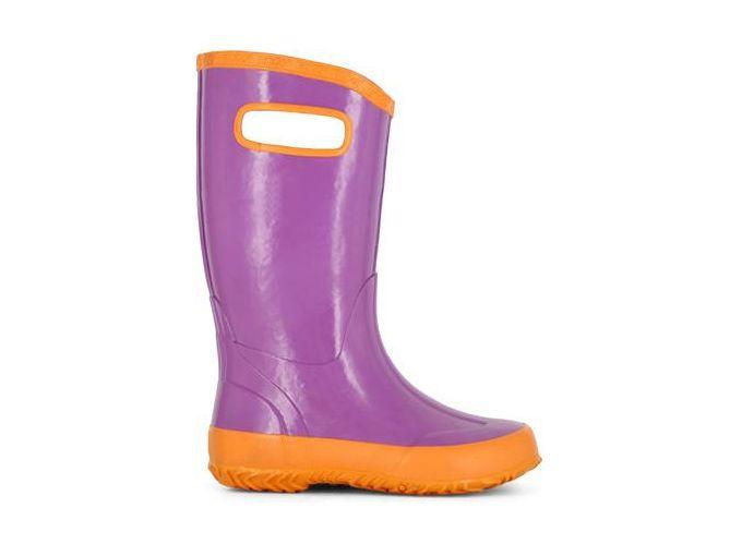 Les bottes de pluie pour enfants BOGS, une marque à découvrir! | Véronique Cloutier