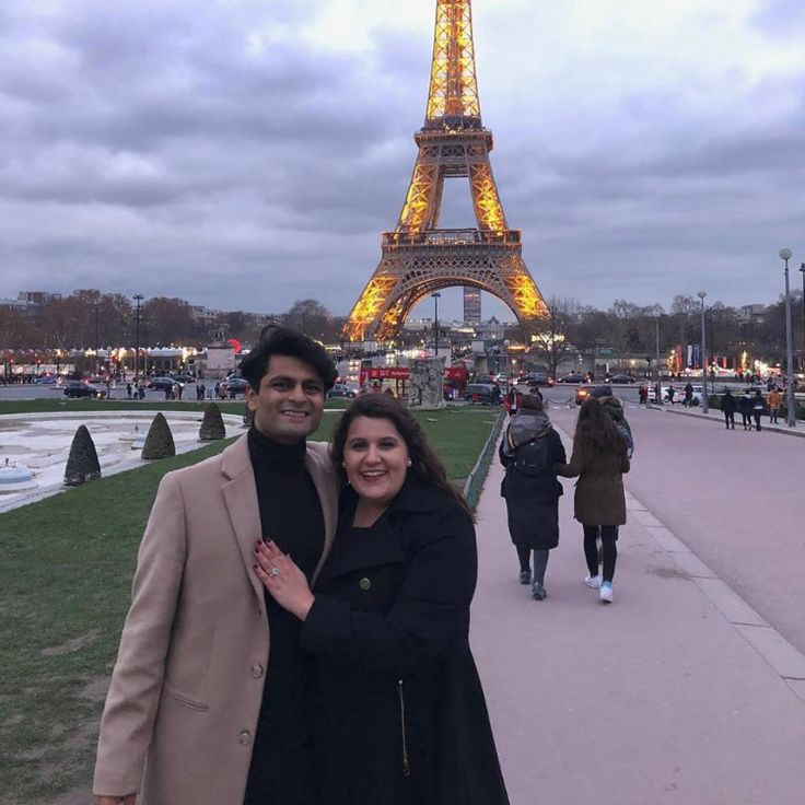 A Picture Perfect Proposal In Paris! What Could Be More