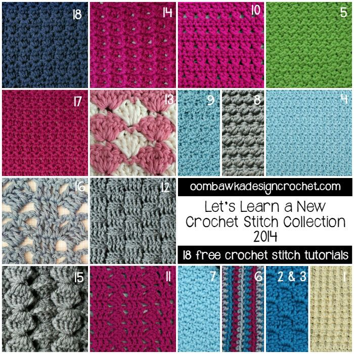 how to start a new row in crochet