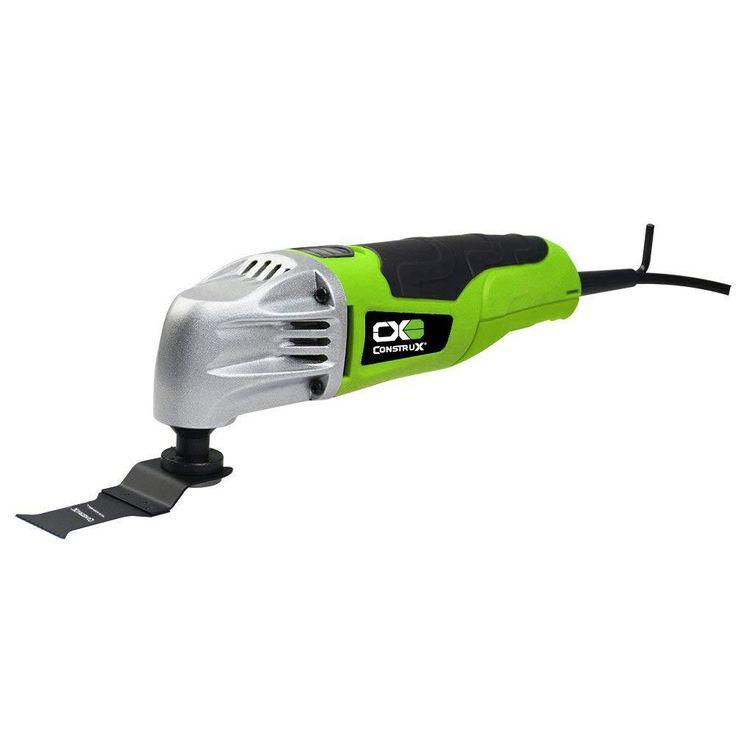 Grg Sales And Marketing 2 0 Amp Oscillating Multi Tool Kit With 7 Accessories Tool Kit Oscillating Tool Tools