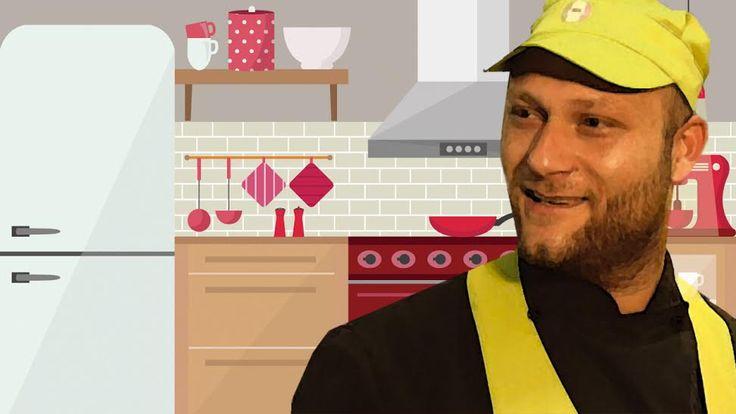 Luca....il nostro primo chef!