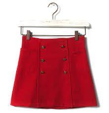 Resultado de imagen de faldas rojas
