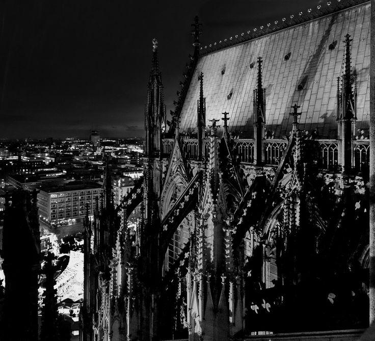 Aussicht vom Dom (2) von Martin Schnell