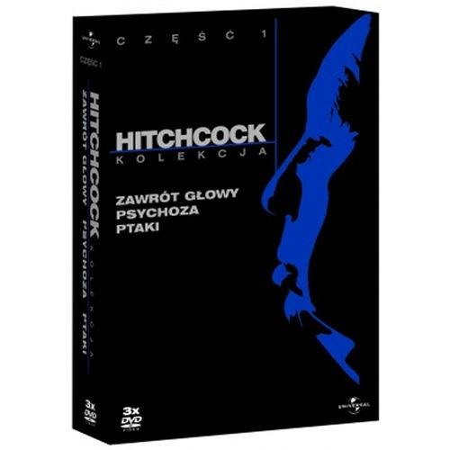 """Czekacie na """"Hitchcocka"""" z Anthonym Hopkinsem? Do czasu premiery warto przypomnieć sobie najlepsze filmy Mistrza! A taki prezent pod choinką na pewno ucieszy każdego fana grozy :)"""