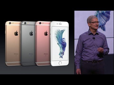 Apple Introduces The iPhone 6S and iPhone 6S Plus At The Apple Keynote 9/2015 - iPhone News - Front Page Comments & Discussion - iPhone Forum