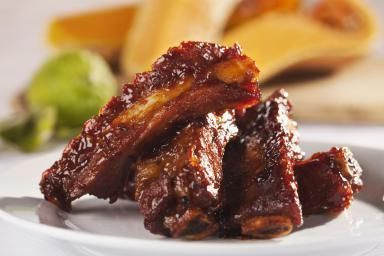 Spare ribs - Martin Harvey/Stockbyte/Getty Images