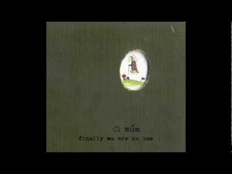 ▶ múm - Finally We Are No One [ Full album ] - YouTube