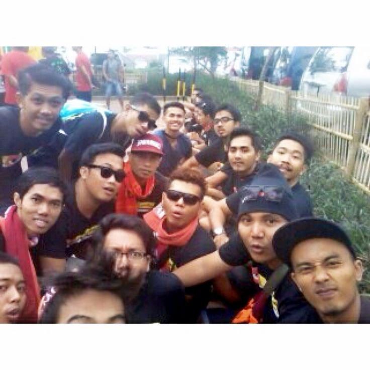 Groufie! We made it.. #Ngalam