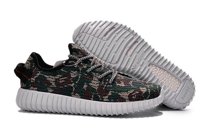 low priced 782eb baaf1 Free Shipping Only 69 adidas Yeezy 350 Boost Camo Midnight Navy Green