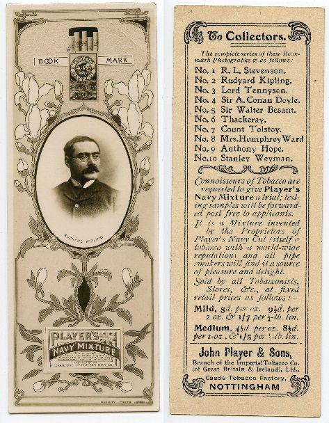John Players - No2 Rudyard Kipling