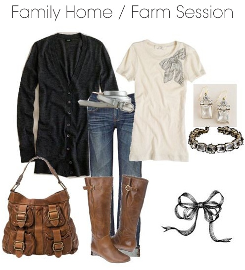 farmFall Clothing, Fall Outfit Ideas, Fashion, Casual Outfit, Black Boots, Comfy Casual, Brown Boots, Bags, My Style