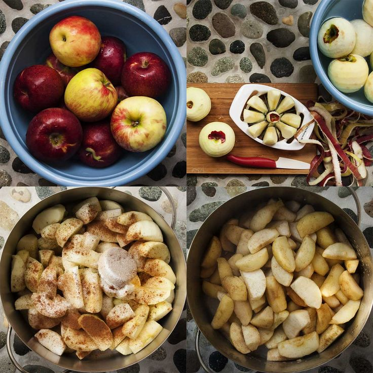 Deep Dish Apple Pie - This deep dish apple pie packs twice the apples and twice the flavor into every slice of pie in this twist on the classic recipe.   justalittlebitofbacon.com