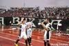 Zamora se titula campeón absoluto  El Zamora FC se impuso 1-2 sobre el Deportivo Anzoátegui en el partido de vuelta de la final del fútbol nacional para coronarse campeón absoluto de la campaña 2012-2013, con marcador global de 2-3. Por el 'blanquinegro' marcaron Torres y Falcón, mientras que por el Anzoátegui marcó Di Giorgi