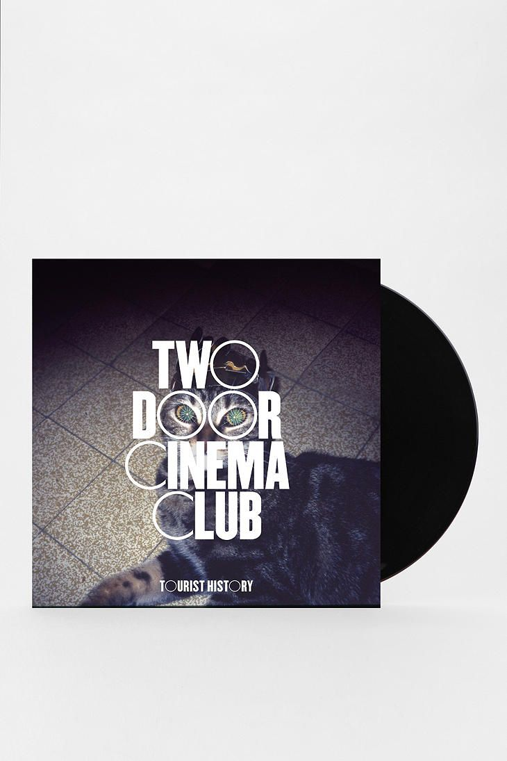 Urban Outfitters - Two Door Cinema Club - Tourist History LP  I WANT THIS ONE THE MOST