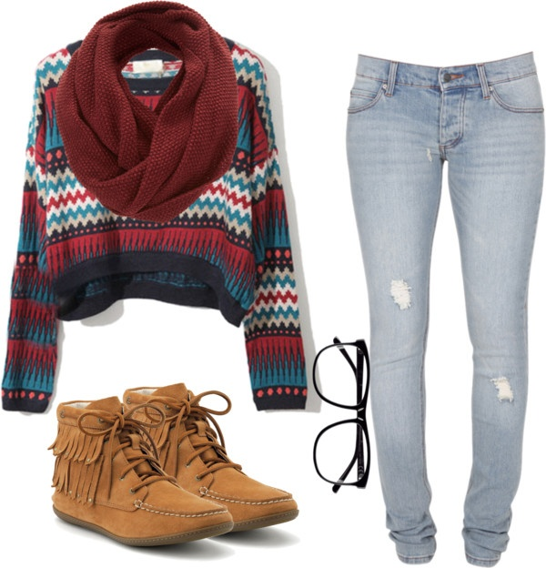 """""""Cozy Clothing"""" by annellie ❤ liked on Polyvore"""