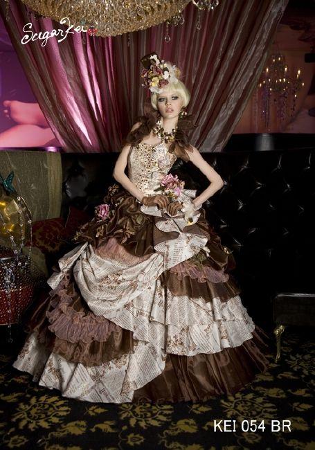 C7F-248 Sugar Kei ブランド オシャレでこだわり、個性的なウェディングドレス、カラードレス、タキシードレンタルならドレスショップブランシェ