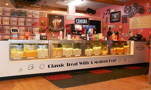 Gourmet Popcorn at On & Poppin' East Coast Gourmet Popcorn Co. located in The Avenues Mall, JAX