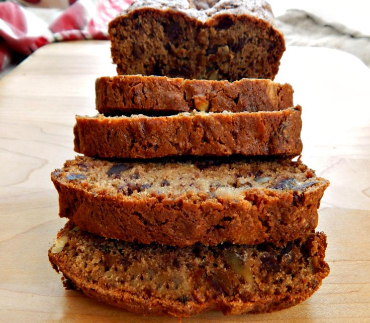 Pat Nixon's Date Nut Bread. Made, very good..consider for fairs?