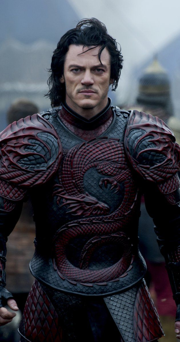 Luke Evans  Dracula Untold (2014) Saw this today.  Best afternoon's entertainment I've had in a while.