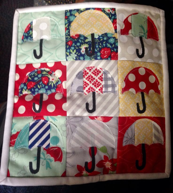 Mini quilts-I'm addicted!