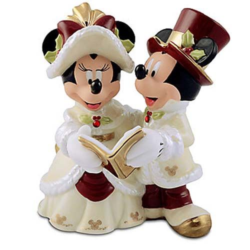 VICTORIAN WEDDING CAKE TOPPERS | ... - Disney Cake Topper - Porcelain Figure - Victorian Mickey Wedding