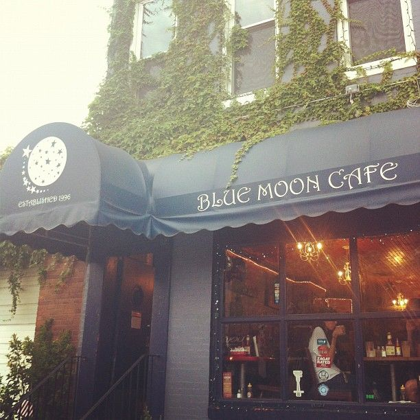 Love this breakfast spot.  Located in fells point and has a great atmosphere and delicious menu. http://bluemoonbaltimore.com