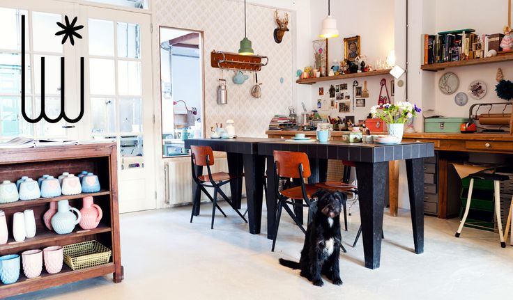 Studio Lenneke Wispelwey