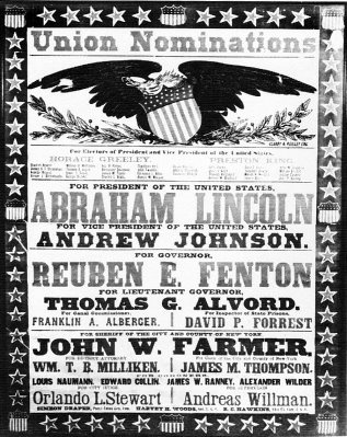 vintage presidential campaign posters
