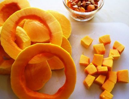 Tips for Preparing Butternut Squash and some great fall recipes. Follow this link http://www.vegetablegardener.com/item/12911/tips-for-preparing-butternut-squash#