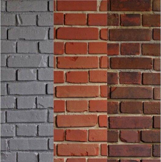 faux brick wall texture - photo #11