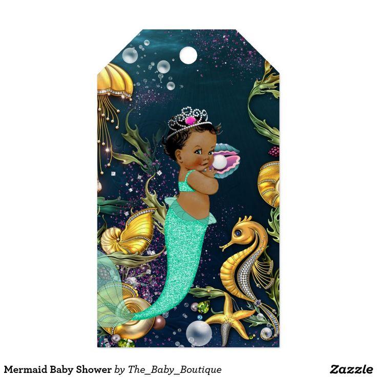 65 best Mermaid Baby Shower Invitations Ideas images on Pinterest ...