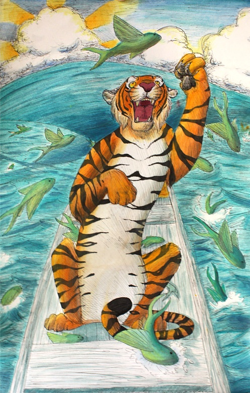 17 best images about life of pi on pinterest book the for Life of pi pool scene