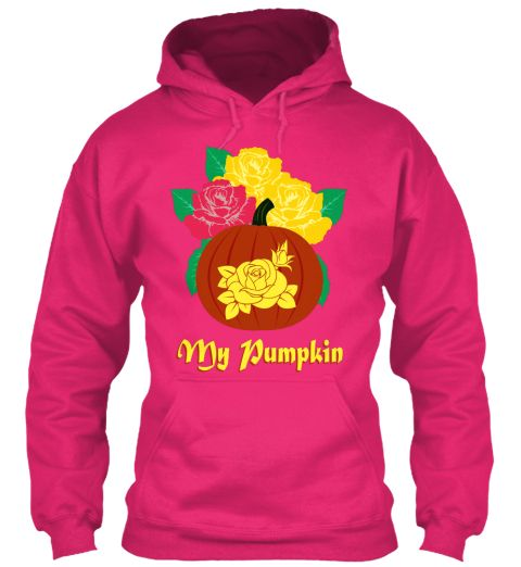 My Pumpkin Heliconia T-Shirt Front